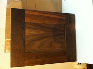 Cabinet Doors, walnut
