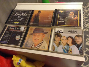Music Cds Collection 1- $1 each