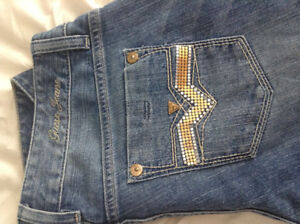GUESS jeans and VS PINK VELVET pants