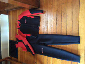 Mica Wet Suit Woman's