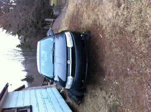2004 Saturn ION 4 door Sedan parting out