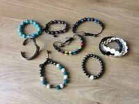 Selection of pretty bracelets £2.00 for all of them :)