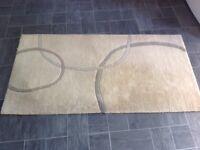 Small rug 70x140cms