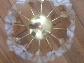 Ceiling light shade