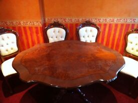 Great Quality Dining Table and Chairs