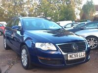 2006 VW PASSAT 1.9 TDI S *FULL SERVICE RECORD*ONE FORMER KEEPER*PART EXCHANGE WELCOME*