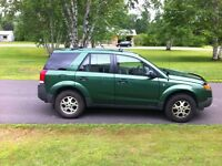 2003 Saturn VUE AWD SUV