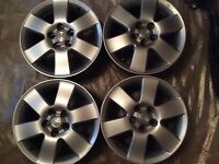 4mags pour toyota Corolla 15p