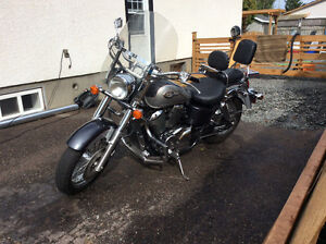2004 Honda Shadow American Touring edition