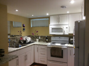 Newly Renovated, Bright Basement Suite in Bowness