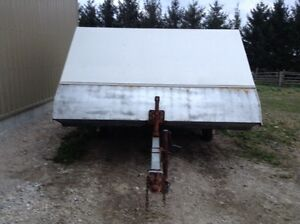 Snowmobile trailer  Stratford Kitchener Area image 4