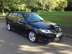 Saab 9.3 1.9 TTIDsport wagon automatic £4250