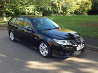 Saab 9.3 1.9 TTIDsport wagon automatic £4995