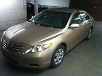 2007 Toyota Camry LE  Excellent Condition 4 Cylinder (107,000KM)