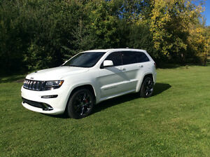 2015 Jeep Grand Cherokee SRT8 SUV, Crossover