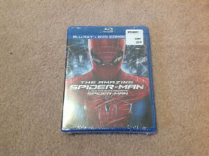 Amazing Spider Man - NOT OPENED -  BluRay