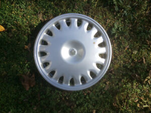Set of 4 Jaguar 16 inch plastic hubcaps