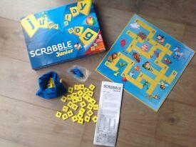 Junior Scrabble - In excellent Condition