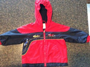Gently used Boys 12M Lined Jacket