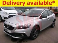 2013 Volvo V40 Cross Country Lux D2 1.6 DAMAGED REPAIRABLE SALVAGE