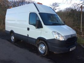IVECO DAILY 35s11 MWB 2.3 TURBO DIESEL 2012 12 REG
