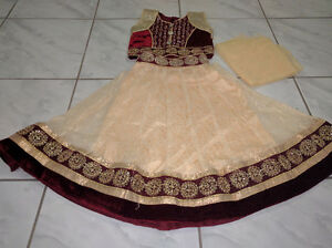 Kid Party wear lehenga for 3 yrs to 4 yrs age group