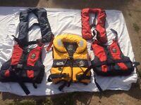 Amazing life jacket bundle!!!