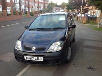 X reg Renault scenic 1.4 £250