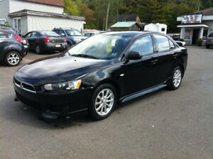 2011 MITSUBISHI LANCER, 832-9000 OR 639-5000, CHECK OUR OTHER AD