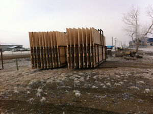 Free standing Windbreak Corral panels Cow/ Calf shelters