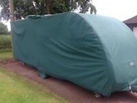 Caravan Cover by Specialist Covers
