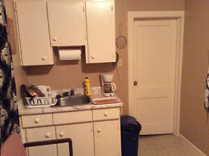 Great bachelor apartment in the lovely Northend location !
