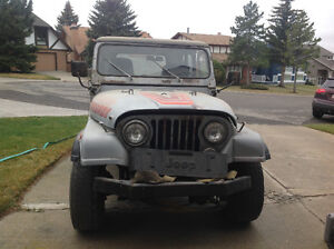 1983 Jeep CJ7 Renegade Other