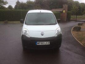 Renault kangoo ml20 1.5 diesel van 2010 (60) reg