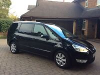 Ford Galaxy 2.0 diesel 2011 automatic great spec diesel new shape face lift model !!