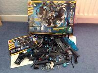 Lego Cyberman conversion chamber