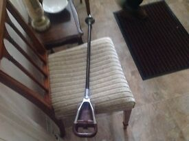Vintage shooting stick seat for sale £17