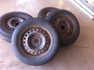 215/60/16 for sale on rims