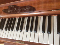 Piano Lessons in Cornwall