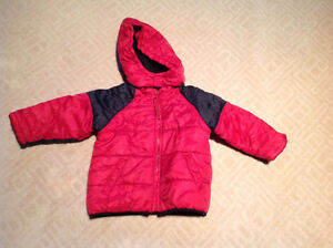 Winter jackets and snowpants (2T)