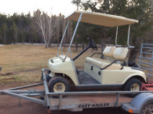 2004 Club Car Golf Cart gas engine