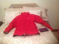 Ladies berghaus ski jacket