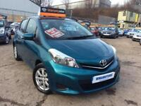 Toyota Yaris 1.33 VVT-i ( 99bhp ) 2012MY TR **FINANCE THIS CAR**