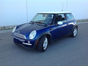 2002 Mini Cooper  5 speed