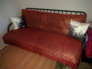 Barely used futon for sale Kawartha Lakes Peterborough Area image 1