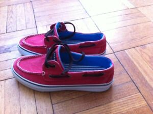 """""""Sperry"""" mens shoes size 9.5, brand new"""