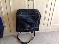 Carlton suit bag
