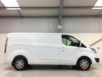 FORD TRANSIT CUSTOM LWB LIMITED 2.2TDCi 125PS 290 L2H1 LONG WHEELBASE