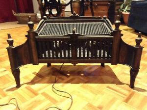 Vintage antique chauffage d'appoint