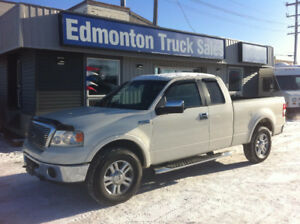 2008 Ford F-150 LARIAT SUPERCAB 4x4